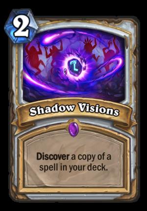 Shadow Visions Card
