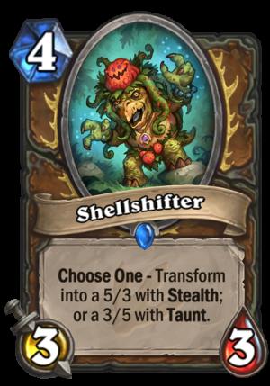Shellshifter Card