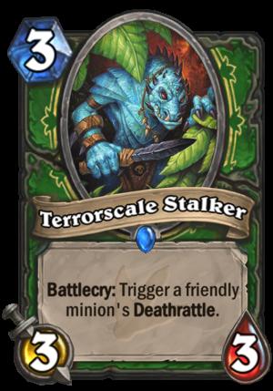 Terrorscale Stalker Card