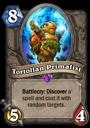 Tortollan Primalist Card