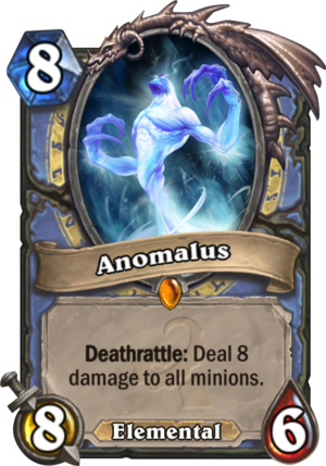 Anomalus Card