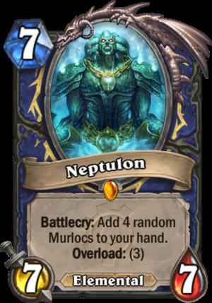 Neptulon Card