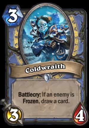Coldwraith Card