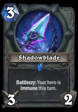 Shadowblade Card