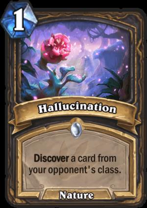 Hallucination Card