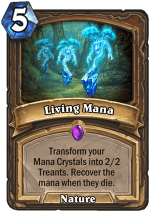 Living Mana Card