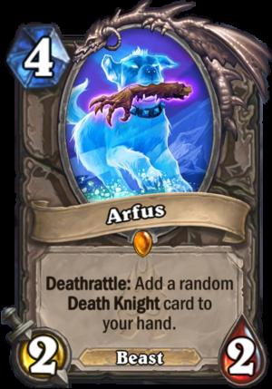 Arfus Card