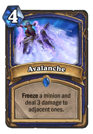 Avalanche Card
