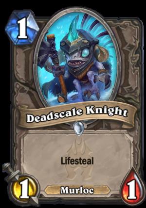 Deadscale Knight Card