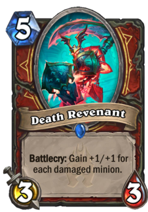 Death Revenant Card