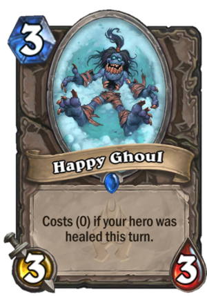 Happy Ghoul Card