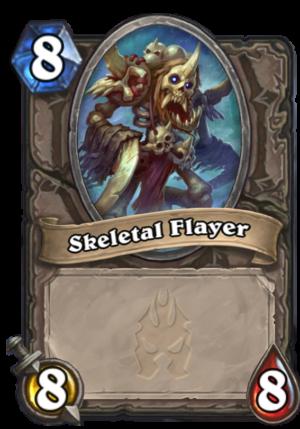 Skeletal Flayer Card