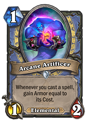 Arcane Artificer Card