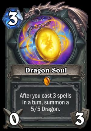 Dragon Soul Card