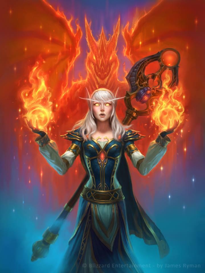 Dragoncaller Alanna Full Art