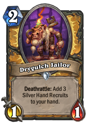 Drygulch Jailor Card