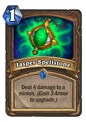 Jasper Spellstone Card