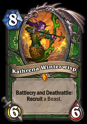 Kathrena Winterwisp Card