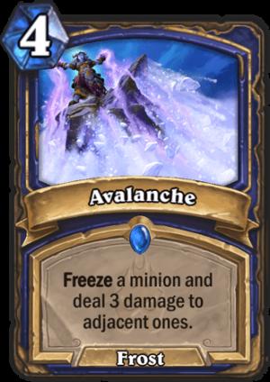 Avalanche Card