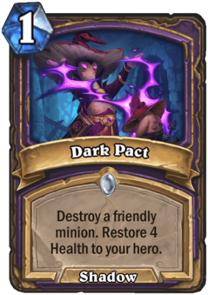 Dark Pact Card