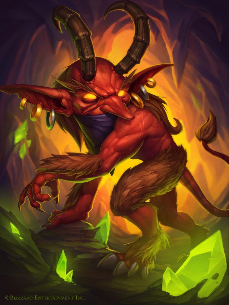 Sneaky Devil Full Art