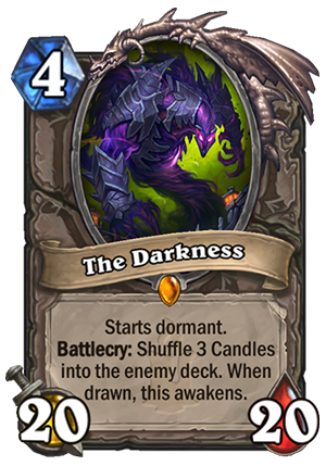 The Darkness Card
