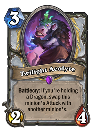 Twilight Acolyte Card