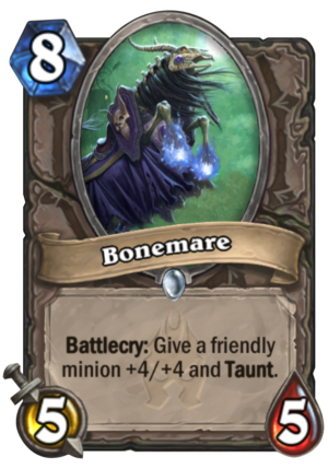 Bonemare Card