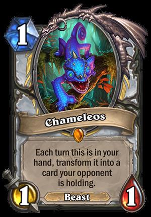 Chameleos Card