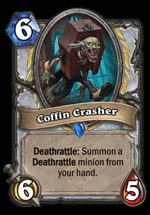 Coffin Crasher Card