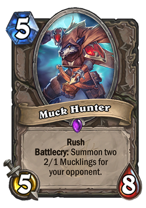 Muck Hunter Card