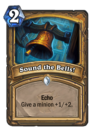 Sound the Bells! Card
