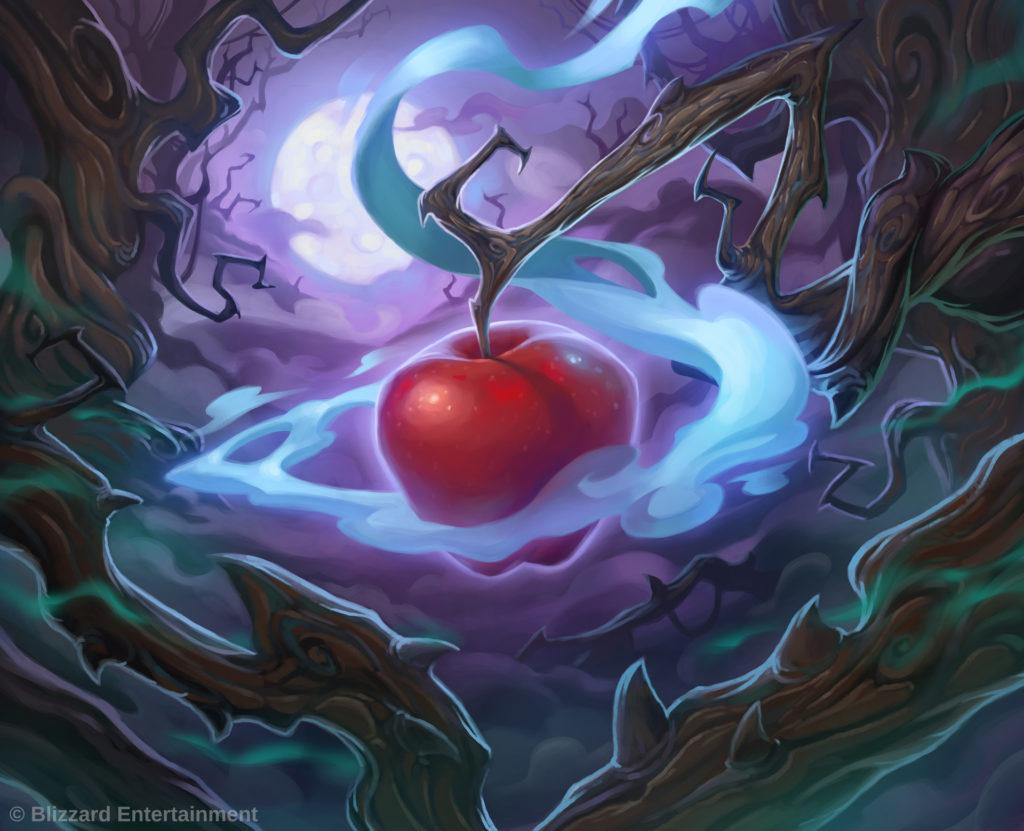 Witchwood Apple Full Art