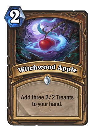 Witchwood Apple Card