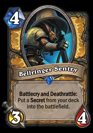 Bellringer Sentry Card