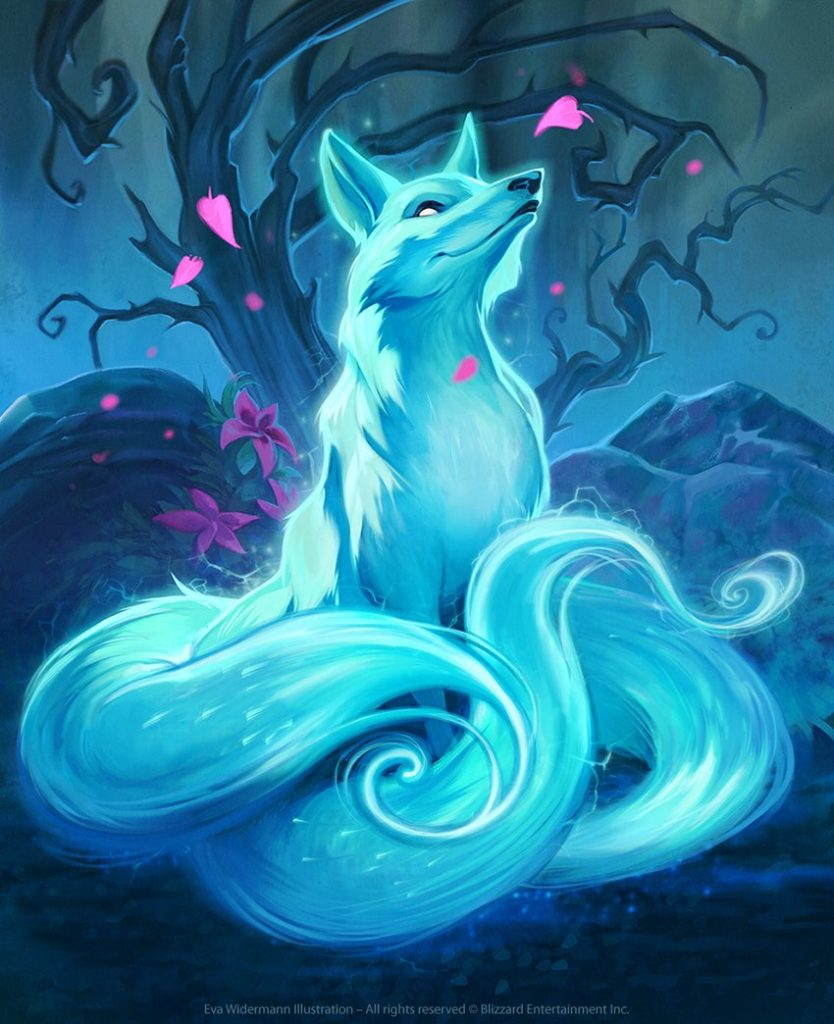 Blink Fox Full Art