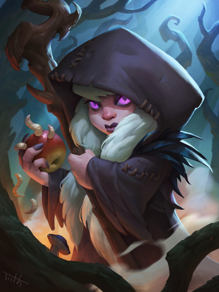 Blood Witch Full Art