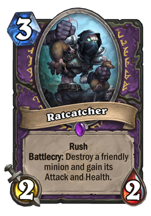 Ratcatcher Card