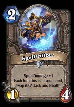 Spellshifter Card