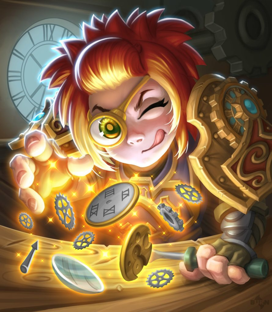 Toki, Time-Tinker Full Art