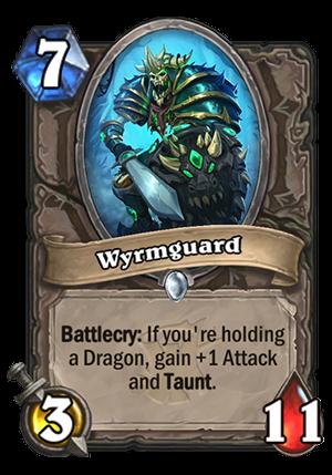 Wyrmguard Card