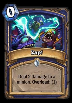 Zap! Card