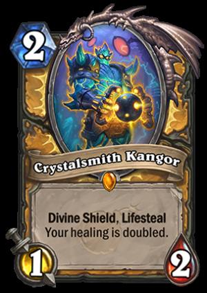Crystalsmith Kangor Card