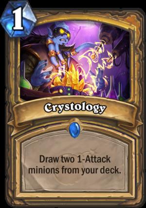 Crystology Card
