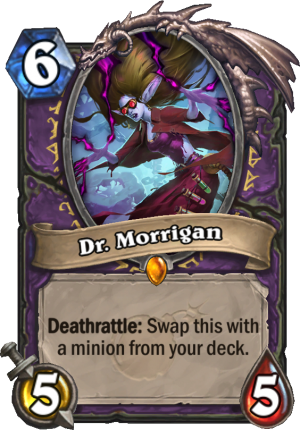 Dr. Morrigan Card
