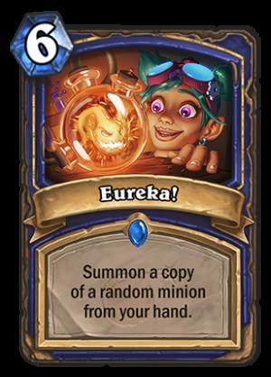 Eureka! Card