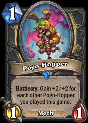 Pogo-Hopper Card
