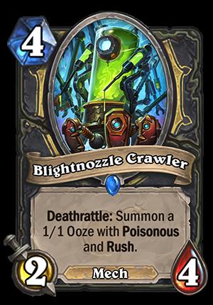 Blightnozzle Crawler Card