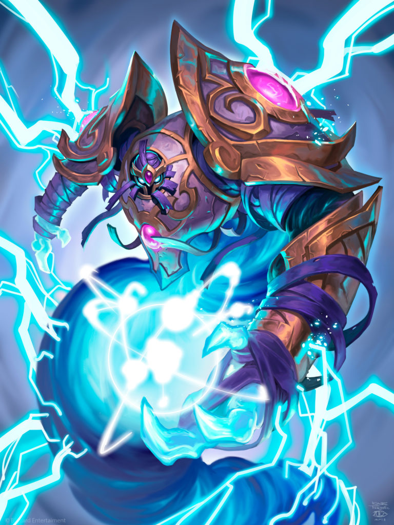 Electra Stormsurge Full Art