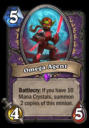 Omega Agent Card